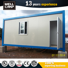 ISO,BV,SGS,UL,Certificates Prefabricated Flat Pack Container House Vietnam