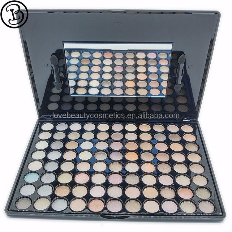 88 Color eyeshadow palette no brand custom eyeshadow palette packaging