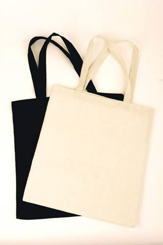 100% Cotton Shopping Bags
