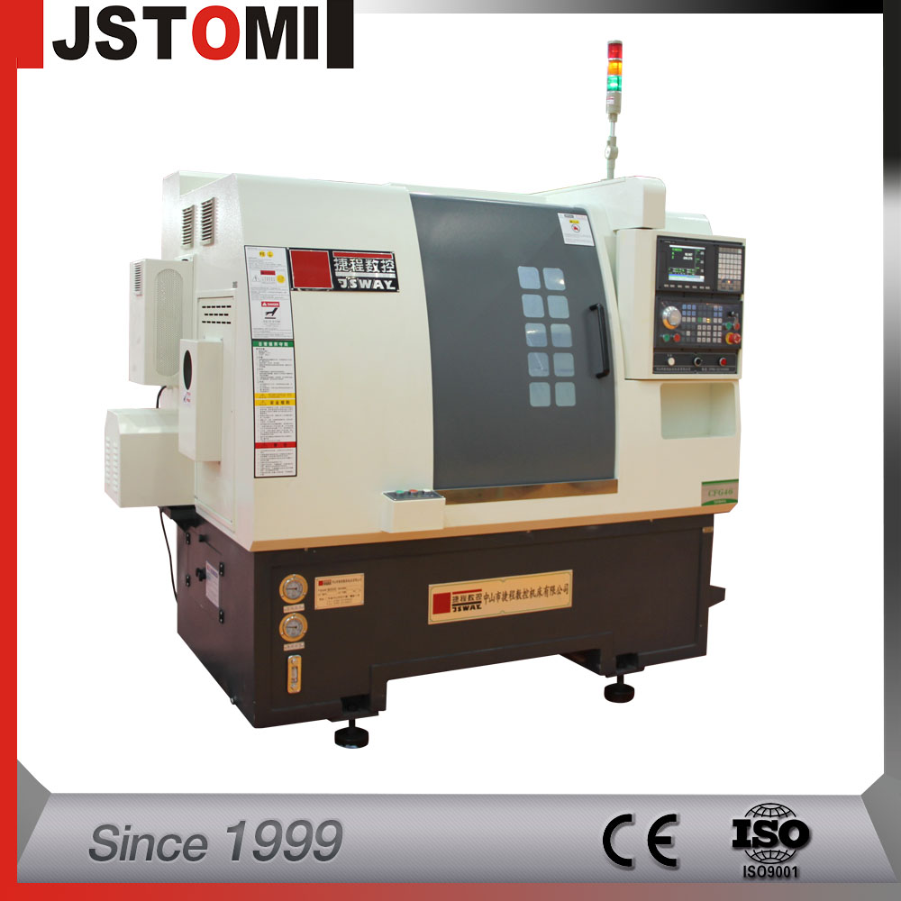 China Suppliers New 2 Axis Slant Bed Torno CNC De Metal