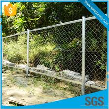 China Factory electro galvanized/hot dipped galvanized/PVC OEM australia temporary fence