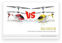 Cool!3.5CH RC combat helicopter with gyroscope