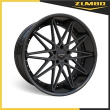 ZUMBO A0092 Mirror fashion chrome wheels for toyota deep dish alloy wheel rim car rim for sale