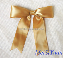 Wholesales Wedding Car Gold Ribbon Tie Pull Bows Birthday Chirstmas Plastic Ribbon Decoration For Gift Packing