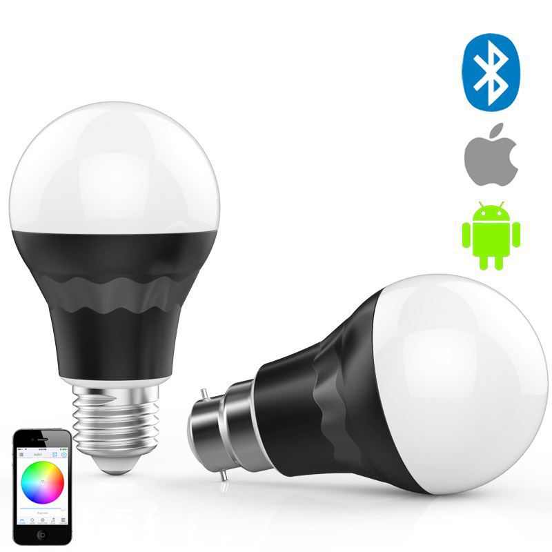 new products from usa,Bluetooth RGBW par20 5w led bulb