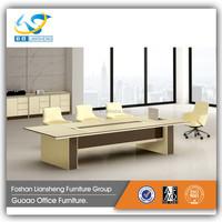 Foshan manufacturer modern office modular meeting room conference table PHMT-01