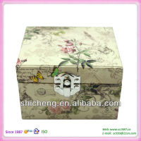 "Stylish Binder/Folder/3"" PVC STRONG BOX"