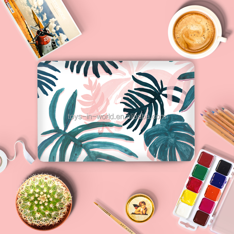 New design the summer style case skins for Macbook pro 13 air stickers for pro touch 13.3