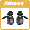 Jabees coin battery from Germany Sports Noise Canceling IPX4 Waterproof TRUE Wireless Earbuds for iPhone 7
