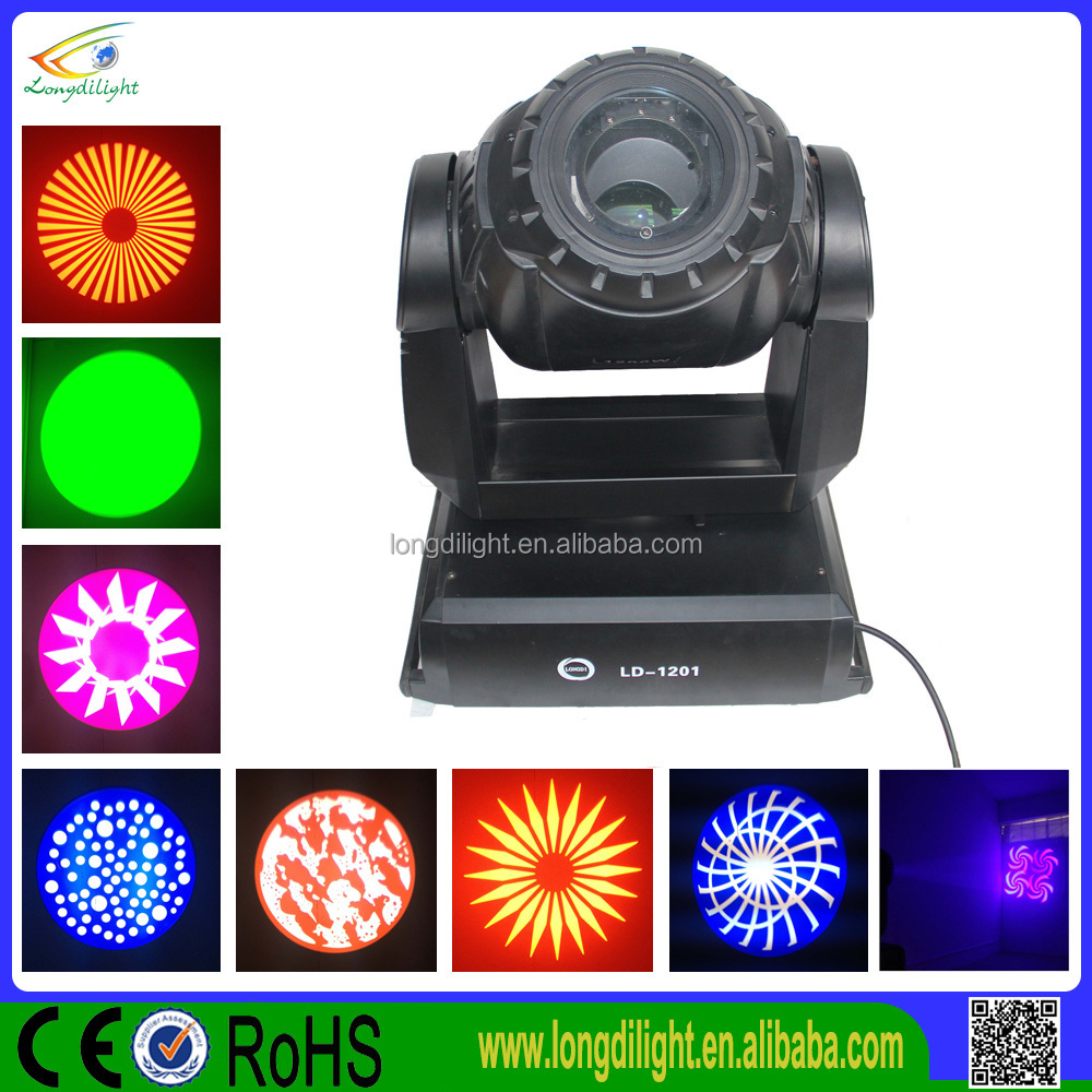 Professional stage light bar 1200w computer moving head light