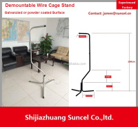 Demountable Bird Cage Stand