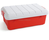 plastic storage box for car trunk