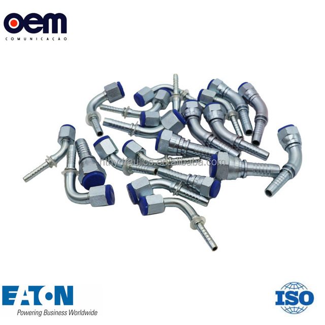 China Manufacture for male or female hydraulic fittings ,flange,ferrule with eaton standard