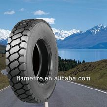 heavy duty truck tyre 1200R20 with hot sale block design