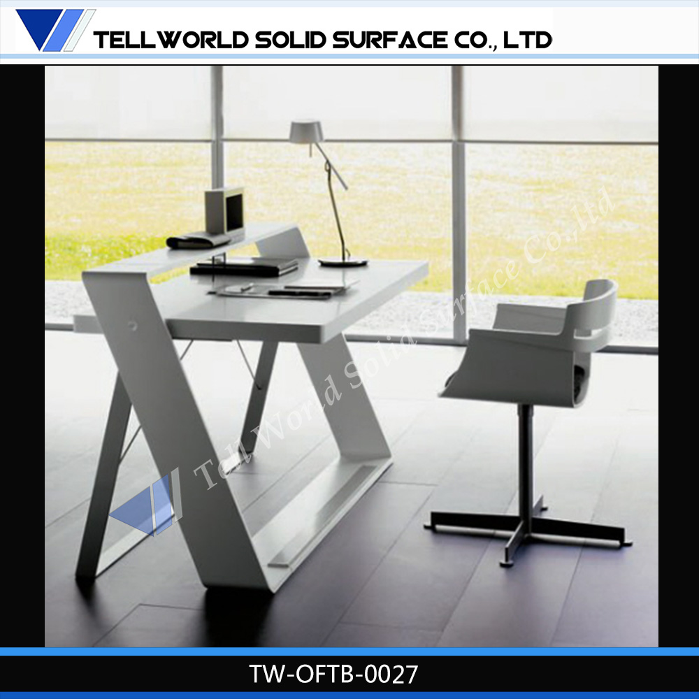Professional design imported elegent working table office single desk