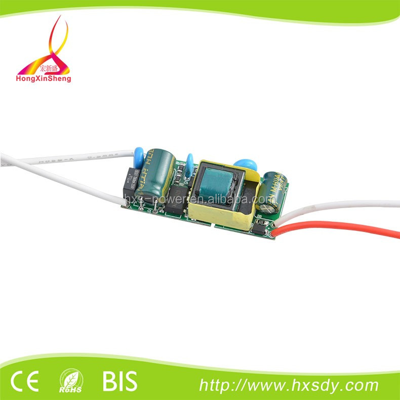 Wholesale India BIS led light driver 8-12W led bulbs driver current adjustable light driver