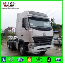 Sinotruk HOWO A7 420HP 6X4 Tractor Truck /Trailer Trucks Tractor Head For Sale