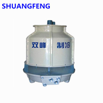 Counter flow industrial water cooling tower