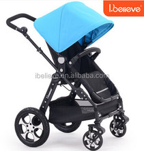 2016 Top seller good quality new design European Style doll Baby buggy