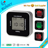 Sunny LCD Mini Kids Desktop Digital Calendar Alarm Flip Clock