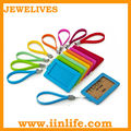 Silicone credit card wallets