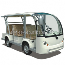 Customized Electric tourist Bus Small Electric Bus
