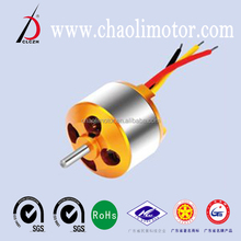 7.4V brushless dc motor CL-WS2818W with SGS and ROHS certified