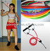 100% Natural Rubber Latex Tube Fitness Equipment-Door Anchor Latex Tubing Exerciser