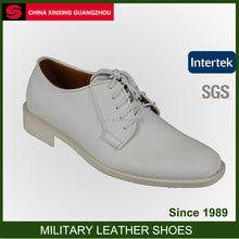 MILITARY WHITE LEATHER SHOES ARMY GRAIN LEATHER SHOES Military DRESS SHOES for Officers