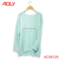 2015 wool sweater pullover sweater women cashmere for school