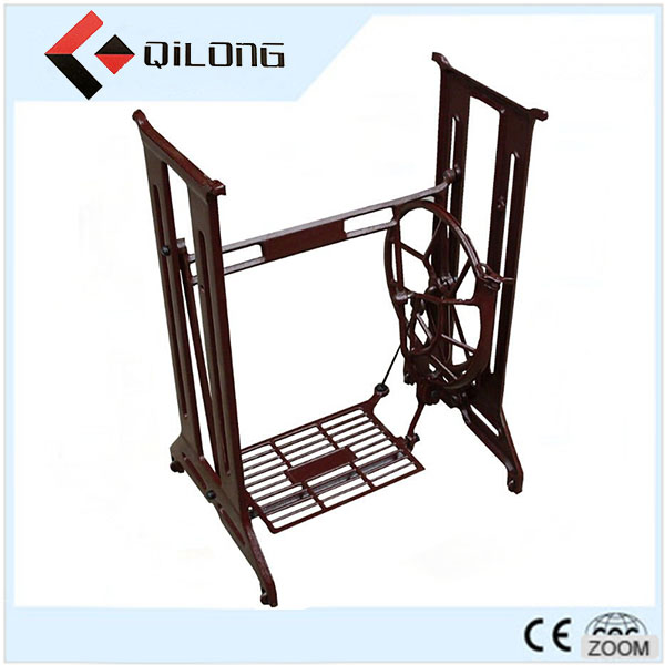 Household sewing machine parts/ cast iron stand
