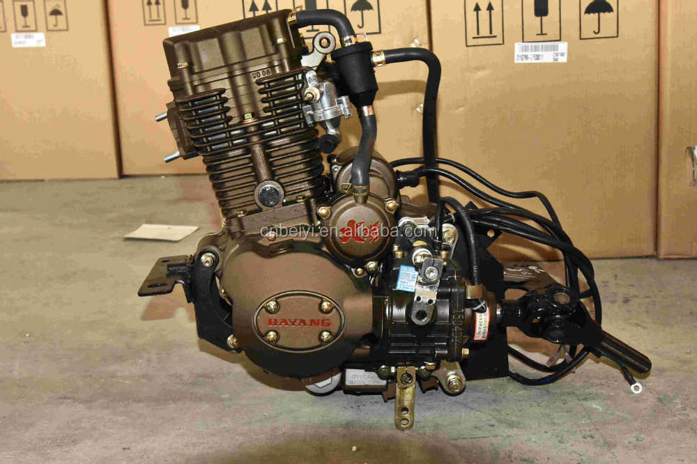 motorcycle tricycle three wheel motorcycle 1 Cylinder 4 Stroke Kick Start 175cc Water Cooled engine parts
