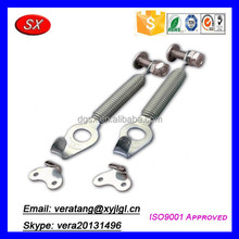 Custom automotive stainless spring clip manufacturer