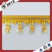 Made in China, New Fashion Tassel Beads Trims for Curtain