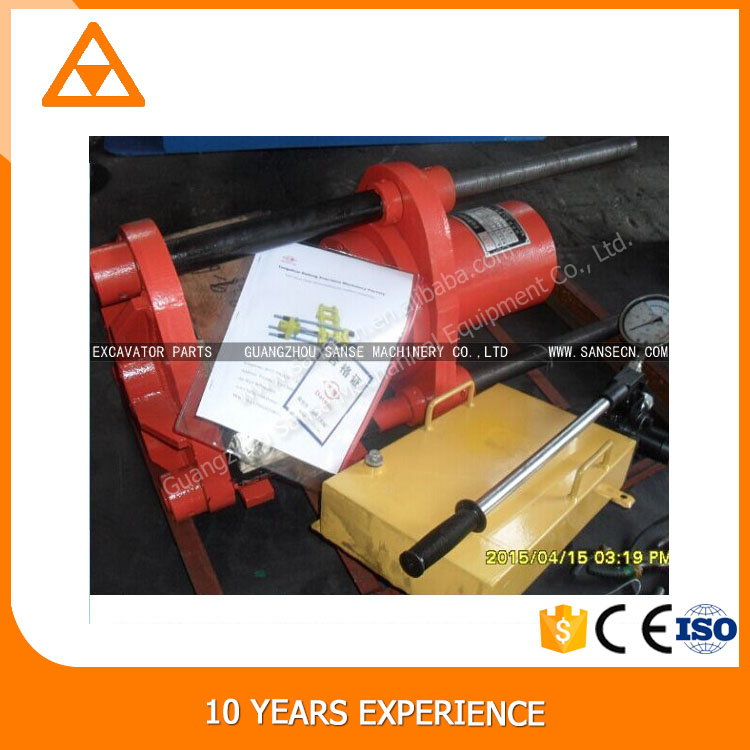 Wholesales professional factory price New type - 300T Hand power hydraulic master pin track press