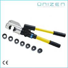 UNIZEN Products That Sell Fast Manual Hydraulic Cable Crimping Tool By Plastic Case Package