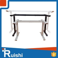High Quality Electric Height Monitor Wholesale Steel Desk
