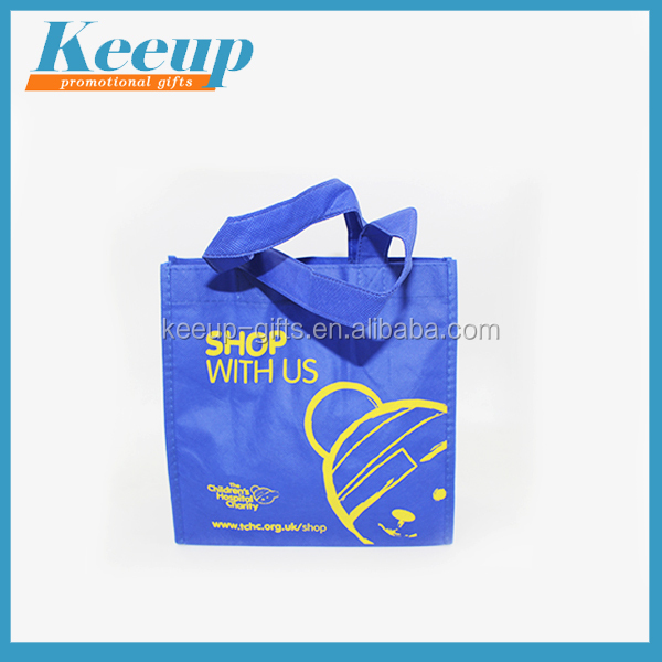 Promotional Wholesale Reusable Designer Shopping Tote Bags for Women