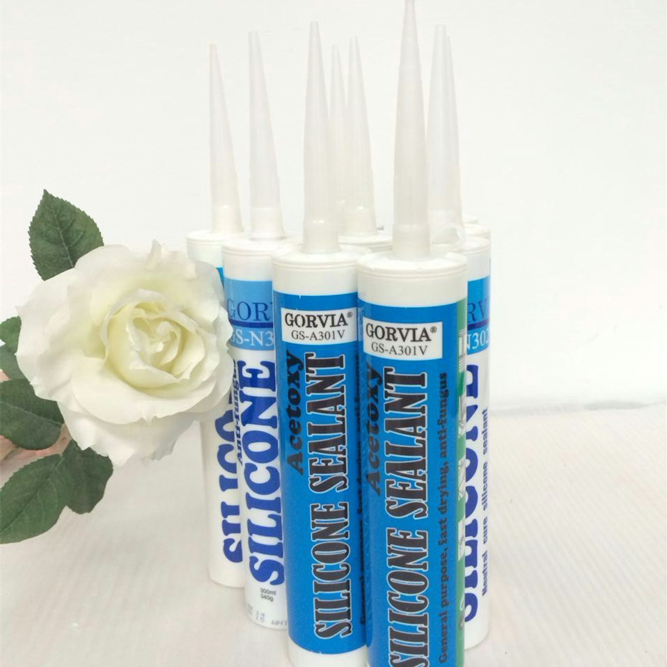 All Purpose use Acetic cure silicone sealant