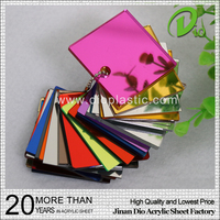 china manufacturer acrylic sheet mirror cheap price for sale