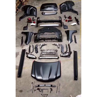 Auto Body Parts LX570 Upgrade Kit Upgrade From LX 570 2010-2015 to 2016-2018