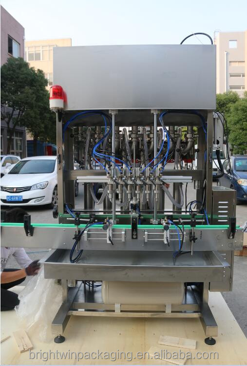 manufacturer sale bottle filling machine with video