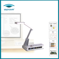 VE801AF digital class 3D VGA standing usb document scanner