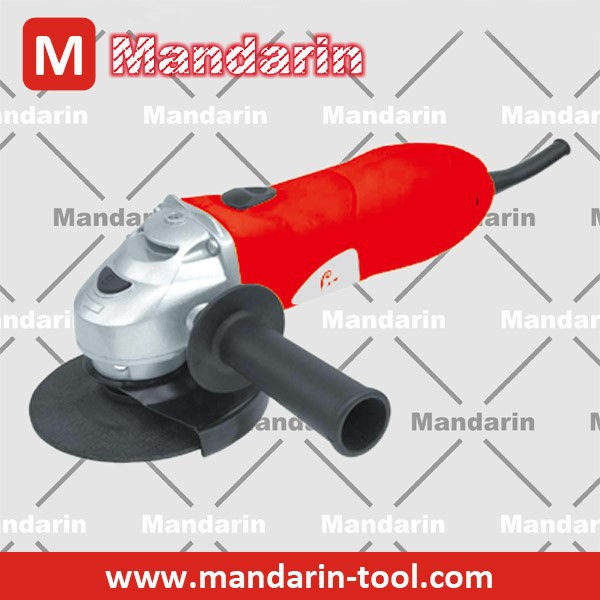 750W 125mm portable hand tools angle grinder/grinding machine