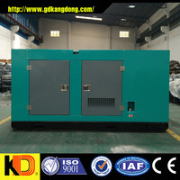 Global service China 30KW diesel silent generator price
