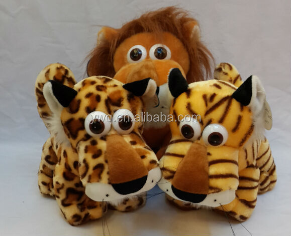 Tiger , lion ,forest animals Customized Lovely Design