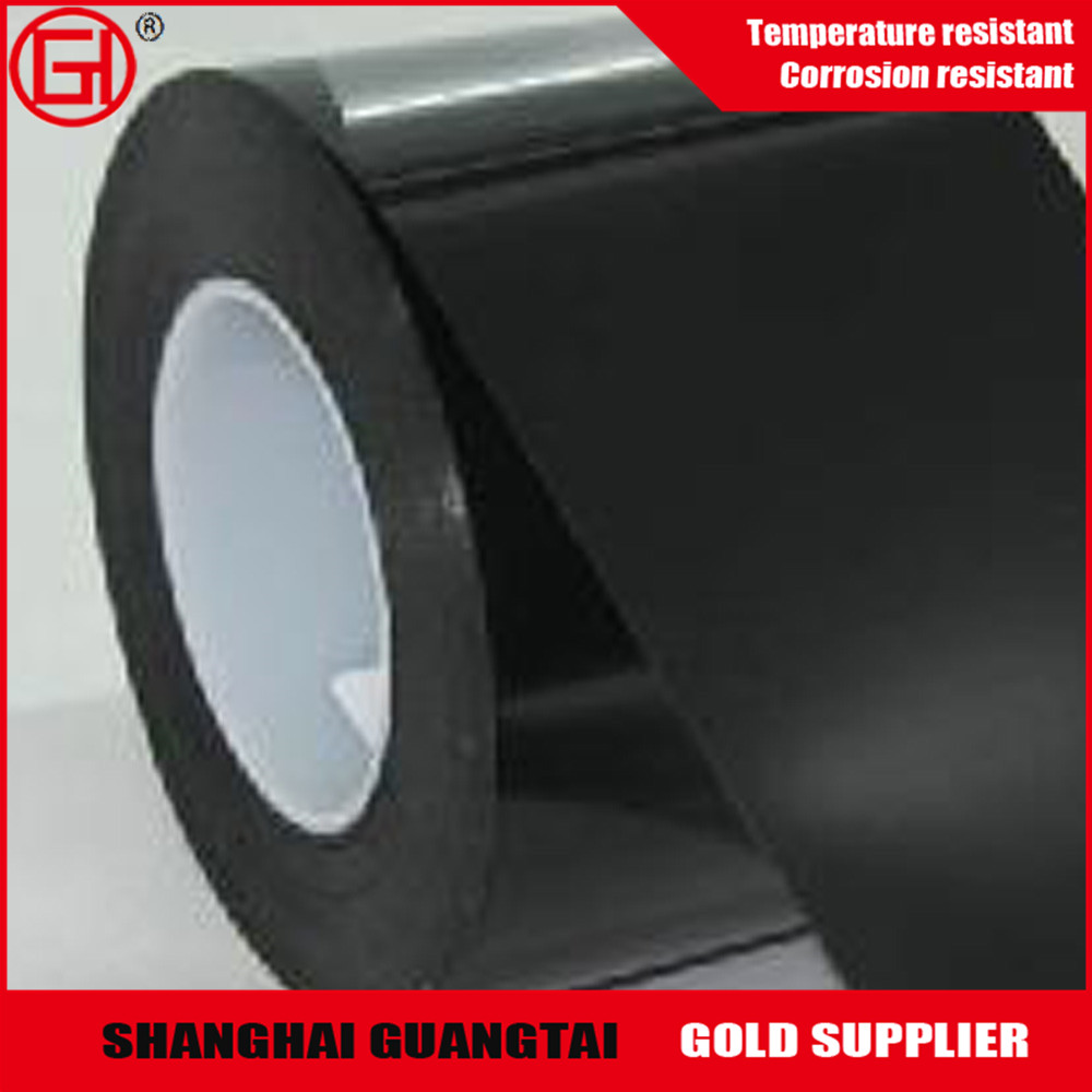 plastic black Ultra Clear Pet release Film for Cavity-glass sealant tape