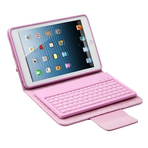 For iPad Air bluetooth keyboard with tablet case Color Case