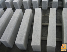 G603 Silver Grey Natural Granite Kerbstone/Curbstone