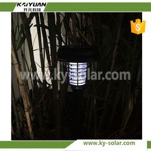Custom Promotional electric solar insect light trap for outdoor